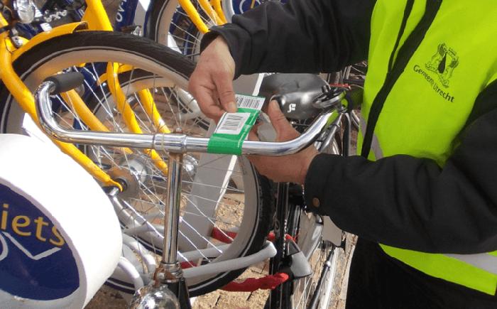 Digitaliseer uw fietsen handhavingsproces
